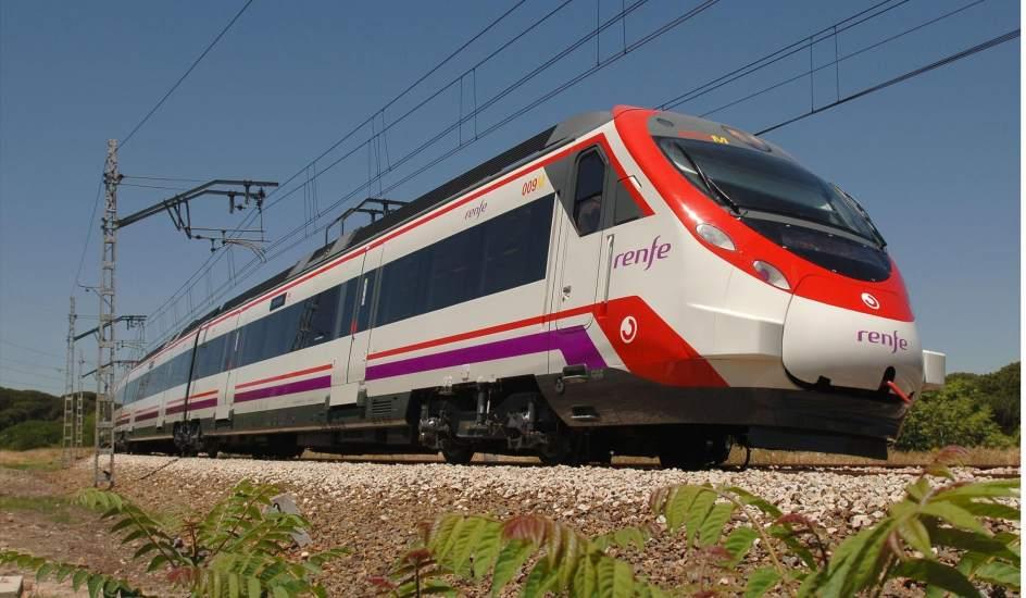 Tren Renfe