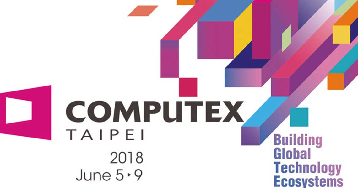 Feria tecnológica Computex 2018 comenzo este 05 de junio en Asia