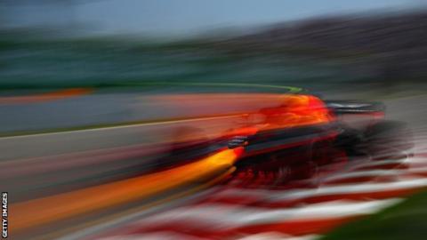 Max Verstappen es el mas rapido en la segunda practica del GP de Canada