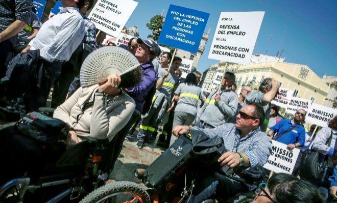 Empleo para los discapacitados