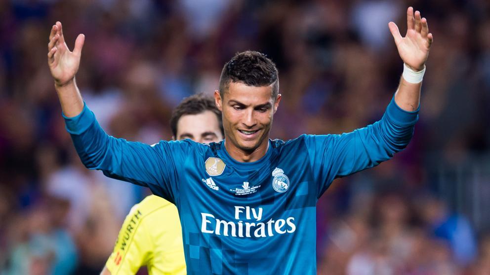 La sanción de Cristiano Ronaldo será por 5 fechas